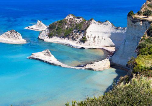 Dovolená na ostrově Korfu